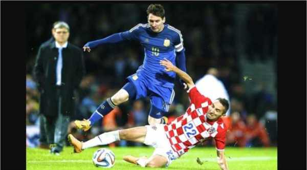 Prediksi Pertandingan Sepakbola Timnas Argentna VS Kroasia