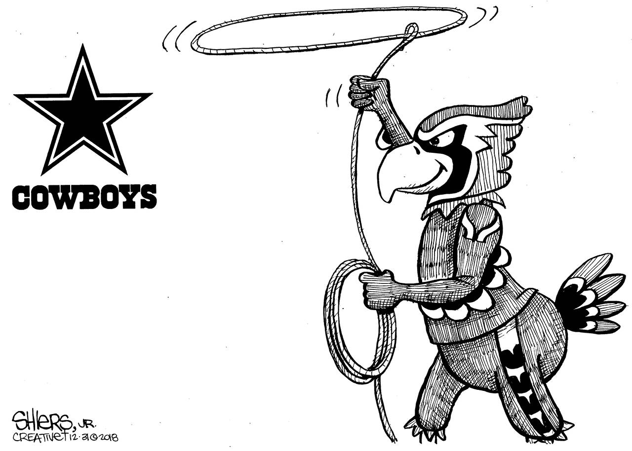 Can Seahawks lasso the Cowboys on wild-card weekend