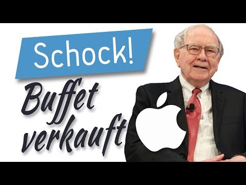 Schock! Warren Buffett verkauft Apple! Warum?