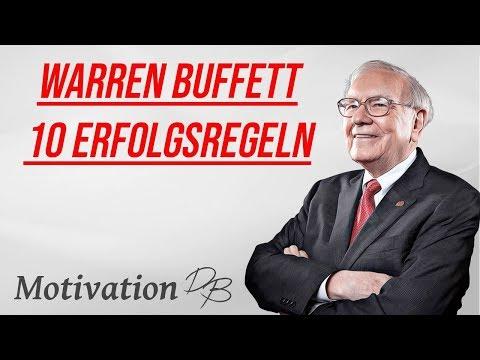 10 Erfolgsregeln von Warren Buffett | Erfolgsmindset