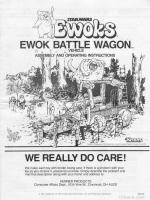 Ewok Battle Wagon