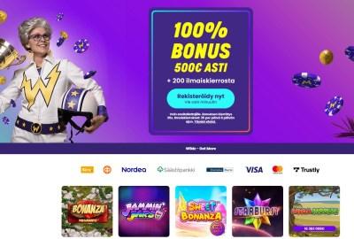 Wildz Casino – pelisivusto aikuisille eurooppalaisille