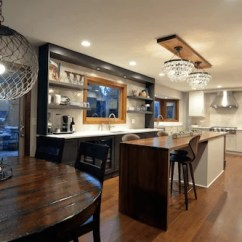 Kitchen Design Naperville Average Cost Of New Cabinets Remodeling Contractors Bathroom Transitional With Gray Walnut Accents