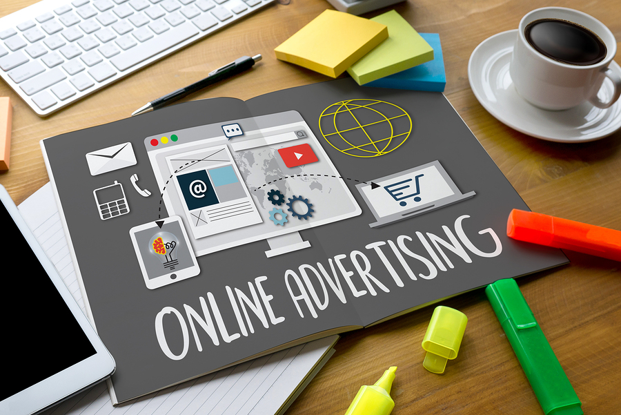 Online advertising services in Las Vegas