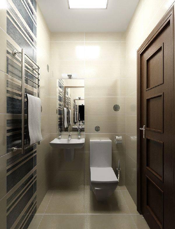туалет дизайн интерьера 1