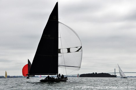 2017 12 Metre North American Championship, photo by SallyAnne Santos