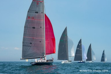 2019 12 Metre World Championship, photo by Michele Friel Almeida