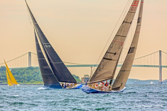 2019 12 Metre World Championship, photo by Chris Tucker