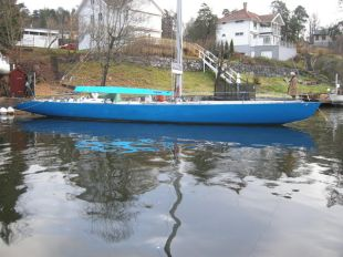 Azzurra II (I-8), photo courtesy Maurizio Vecchiola