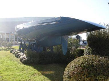 Azzurra, I-4 at Olbia Sardinia, photo courtesy Maurizio Vecchiola