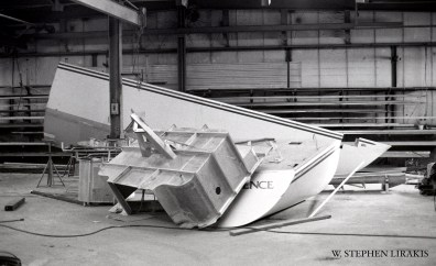 The Fate of A Slow Boat, Independence 1977