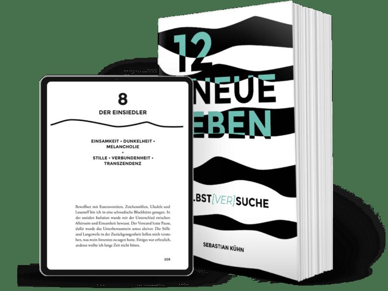 """""""12 Neue Leben: Selbst[ver]suche"""""""