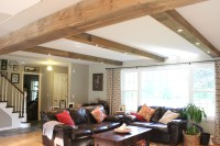 Diy Wood Ceiling Beams