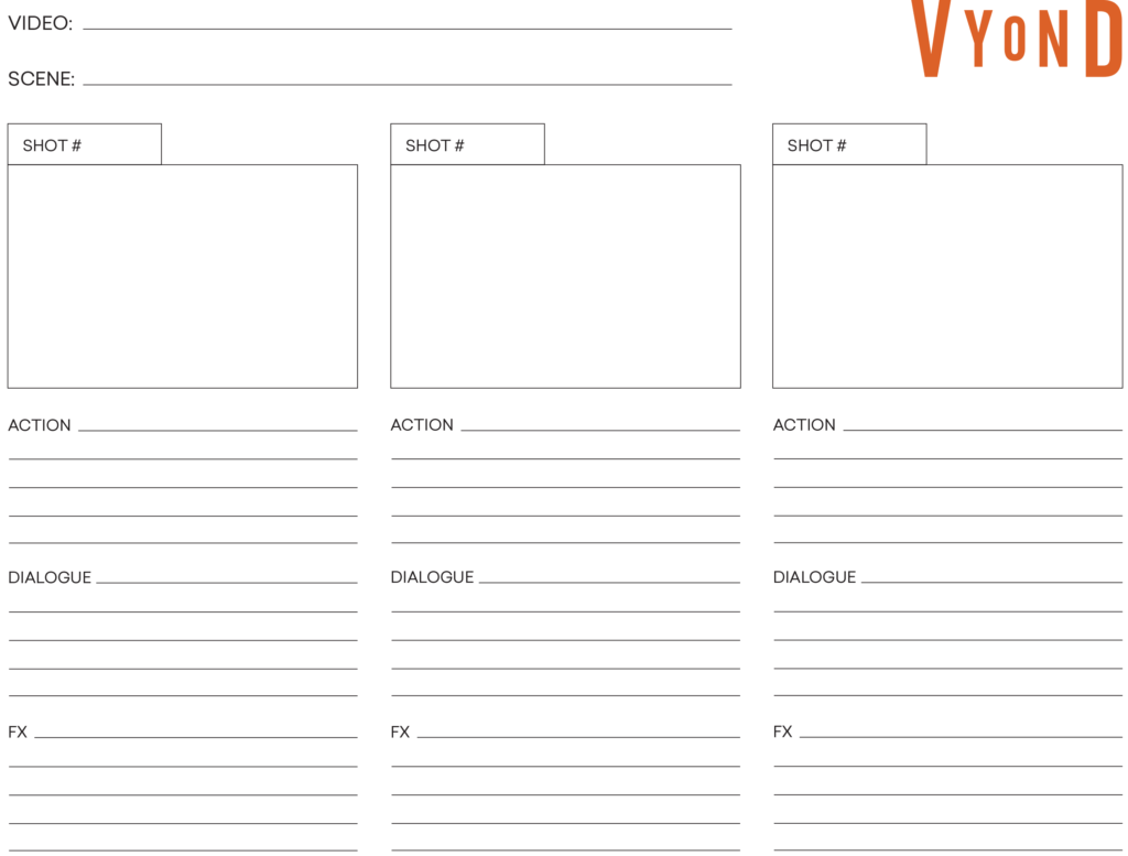 How To Storyboard Your Video Helpful Illustrated Guide
