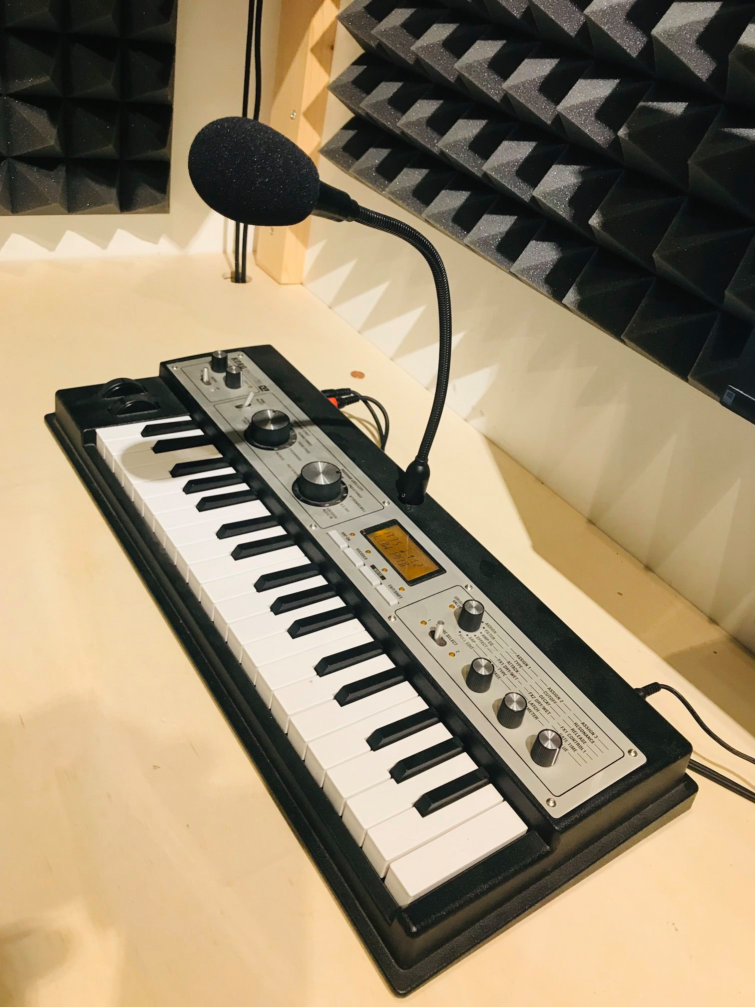 Micro Korg XL - 12 Tree Studios