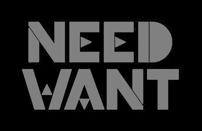 Need Want - 12 Tree Studios
