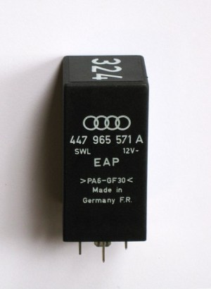 quattroworld Forums: Auxiliary Relay Panel 3 (in the