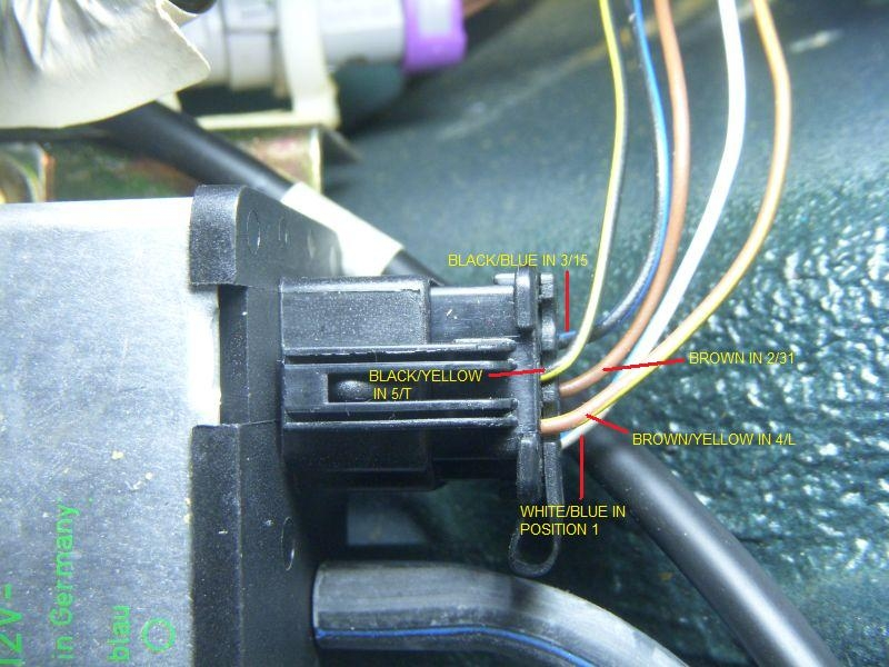 Here Is An Audi 80 Eg S2 Rs2 Wiring Diagram For The Rear Diff Lock