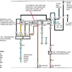 2001 Kenworth W900 Wiring Diagrams 2016 Toyota Tundra Jbl Diagram Inside The Rear Diff Lock Switch - Audiworld Forums