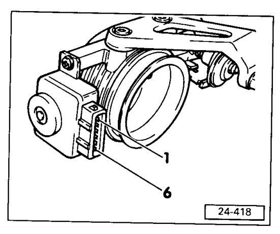 quattroworld.com Forums: G69 / F60 Throttle valve position