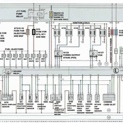 Mono Pump Wiring Diagram 7 Pin Trailer Plug Uk Audi S2 3b Original Harness Illustration - Audiworld Forums