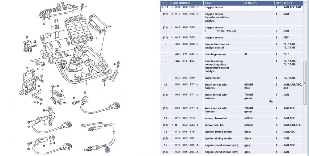 quattroworld.com Forums: G39 Lambda Oxygen Sensor Info and