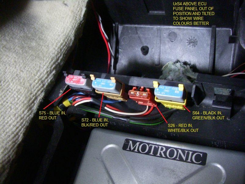 Fuse Holder And Some Wire And Connectors Here Is The Wiring Diagram