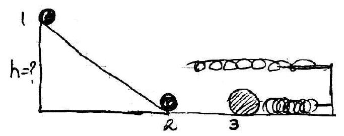 Një trup me masë 0.5kg rrëshqet në rrafshin e pjerrët si