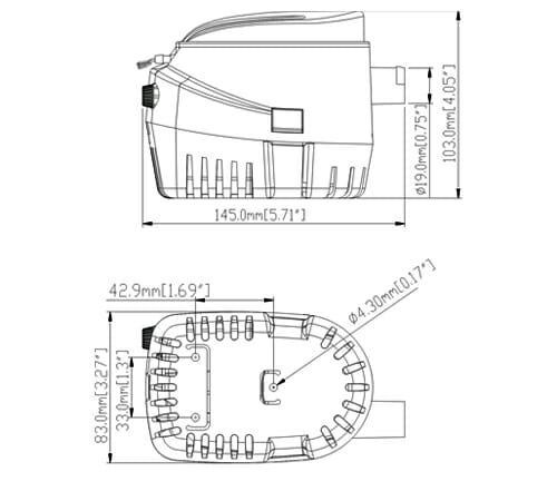 seaflo auto bilge pump wiring diagram