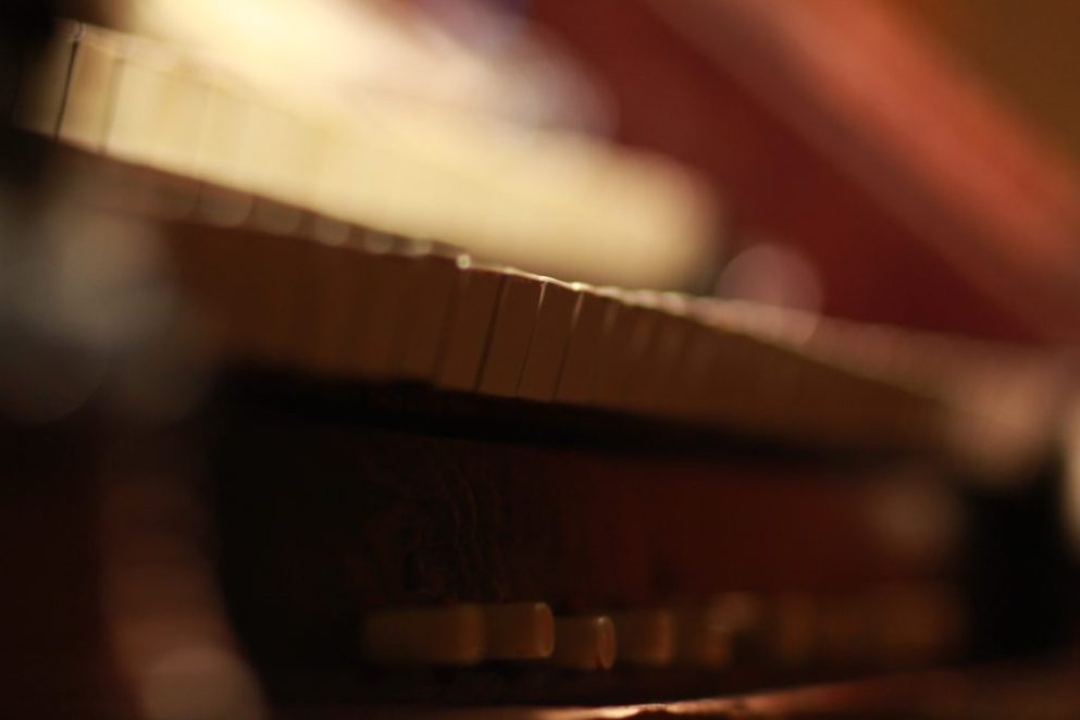 klawiatura organowa