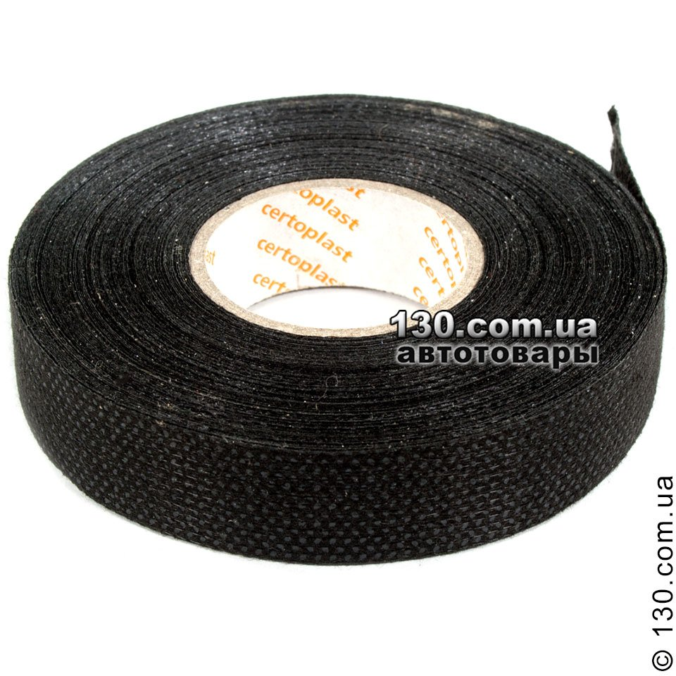 hight resolution of certoplast 538 polyester 25 m x 19 mm x 0 28 mm buy automotive wire harness tape