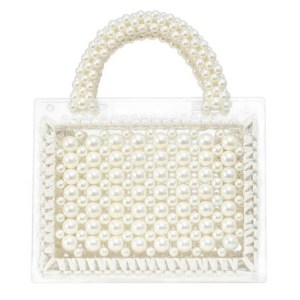 1302 LONDON LAGOS PEARL BAG