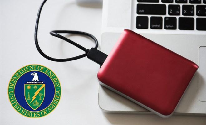Security for Peripheral Devices at Energy Dept. 'Inadequate'