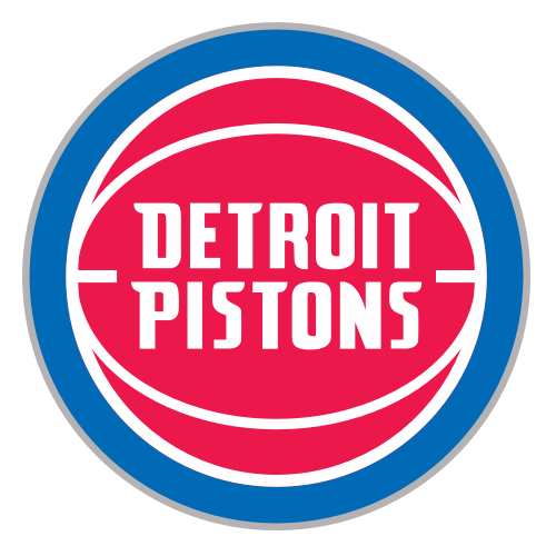 Detroit Pistons Checklist