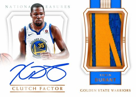 National Treasures (17-18) Basketball