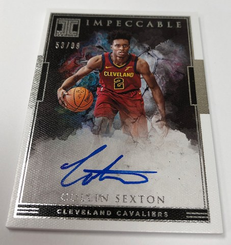 9a56eb0c 2018-19 Impeccable Basketball General Information | 130 Point