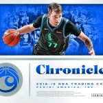 2018-19 Panini Chronicles Basketball