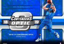 2018-19 Panini Contenders Optic Basketball