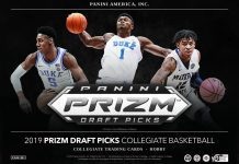 2019-20 Panini Prizm College Draft Picks