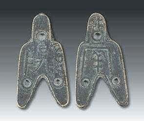 三孔布幣如何鑒定 三孔布幣有幾種鑒定方法及要點 - 古董拍賣網