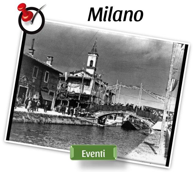 Mercato settimanale a Milano  Happings