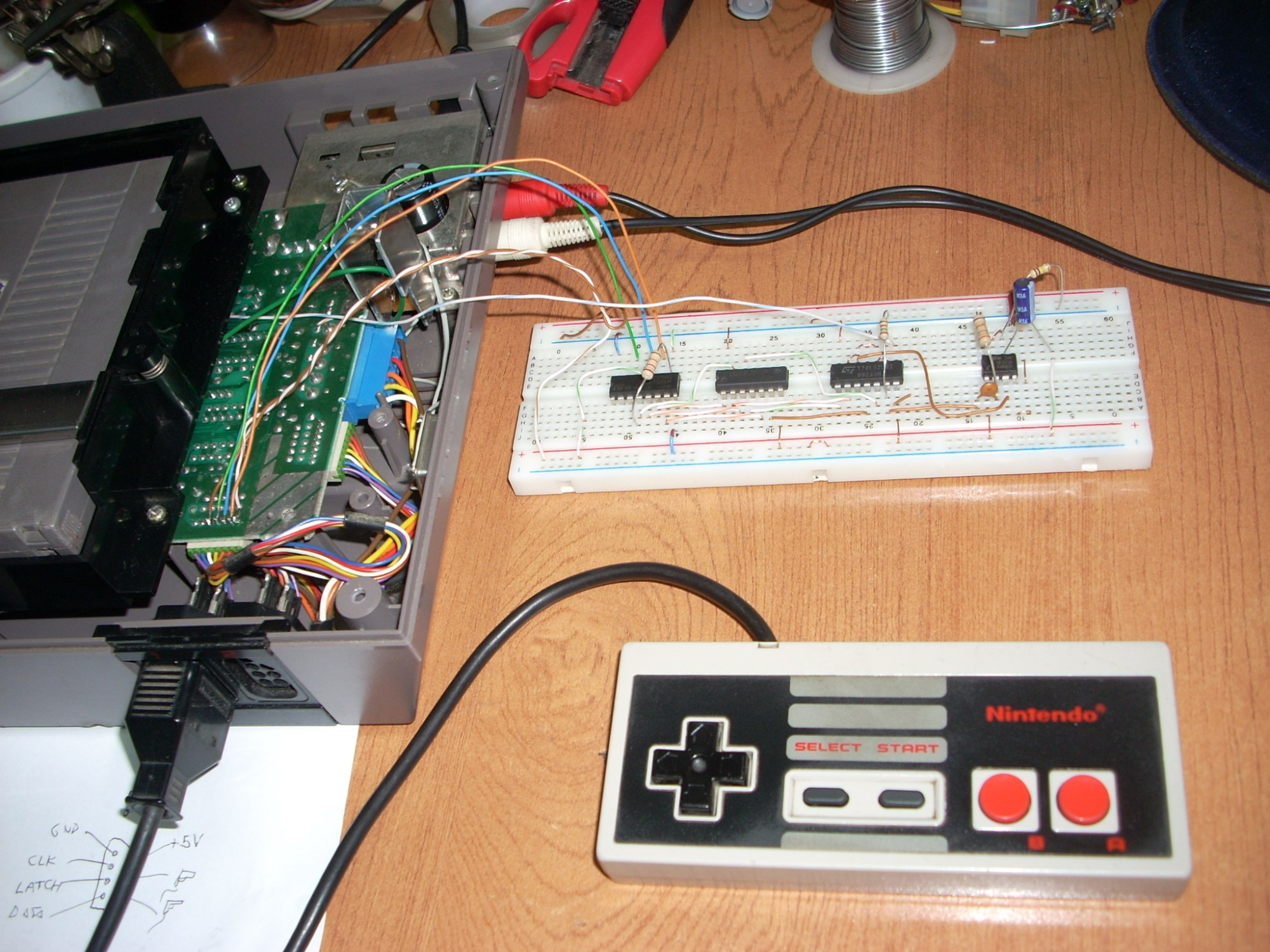 hight resolution of the prototype click to zoom