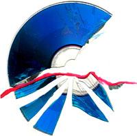 CD broken