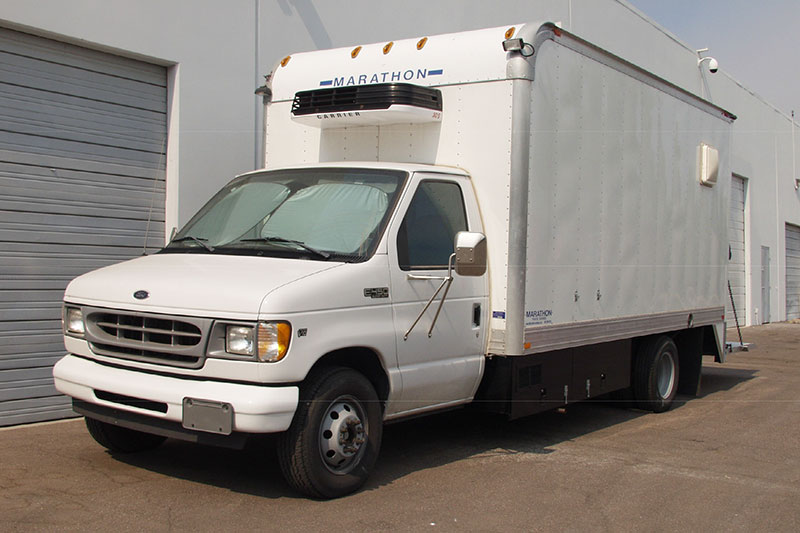 Alcor transport vehicle