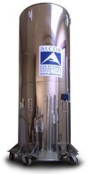 Alcor dewar