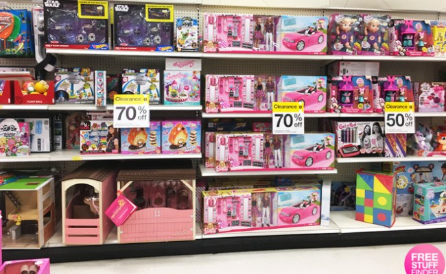 Hurry Up To 70 Off Toy Clearance At Target