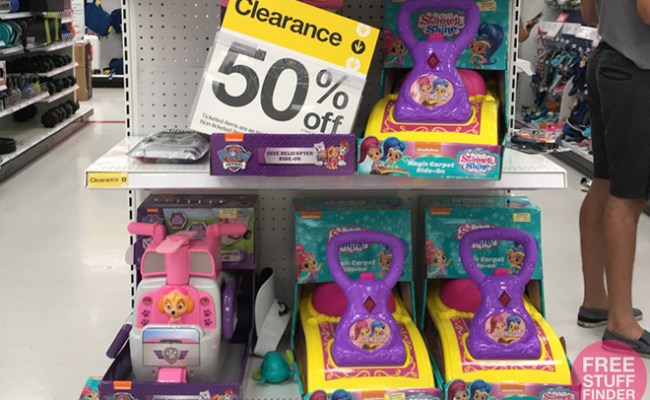 Huge Summer Target Toy Clearance Has Started Up To 50