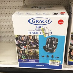Graco High Chair Coupon Recliner Slipcovers Target Car Seat Trade In Event 20 Off New Stroller Buy 1 4ever Convertible 264 99 Reg 329 Use X9 27 53