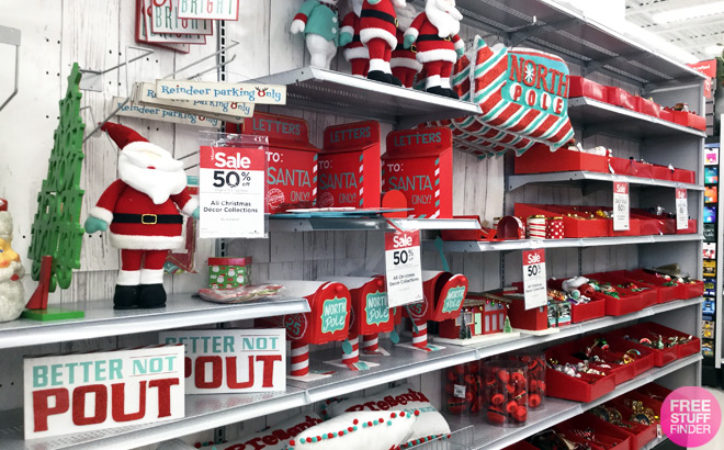 Christmas Decor Store