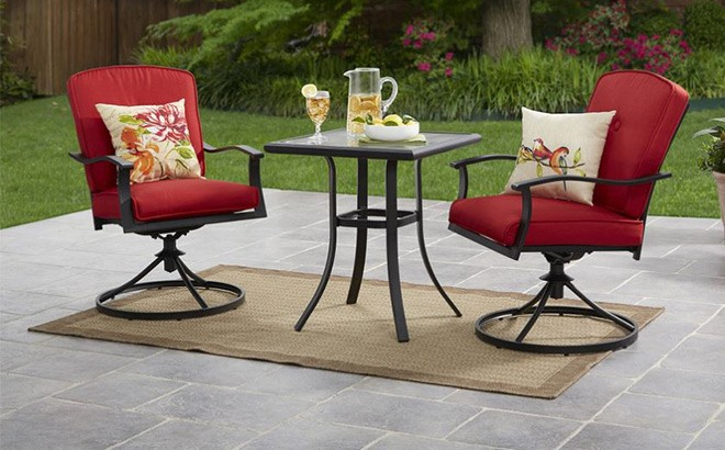 up to 35 off mainstays patio furniture
